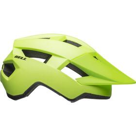 Bell Spark MIPS Cykelhjelm Børn, matte bright green/black